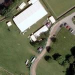 Grassington Festival from the air