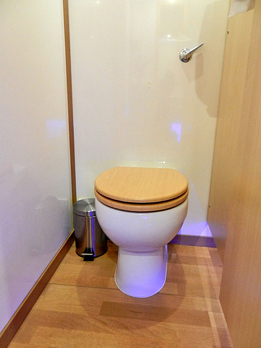 luxury toilet cubicle