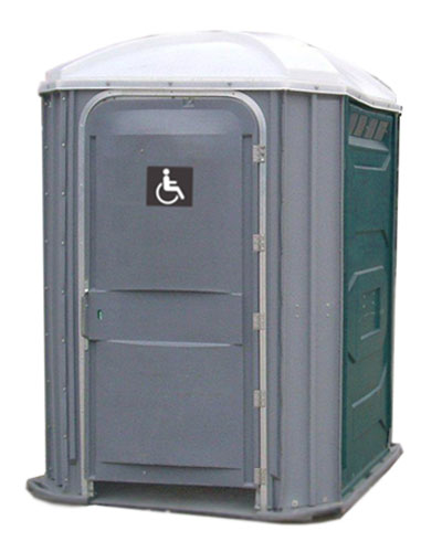 Wheelchair access toilet