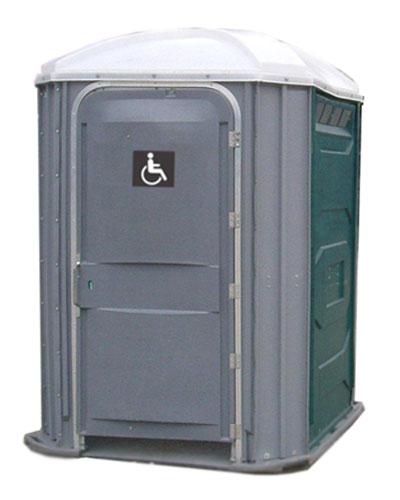 Wheelchair access toilet