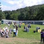 The Total Warrior 10k at Bramham Park